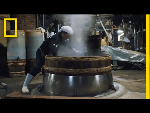 A 750-Year-Old Secret: See How Soy Sauce Is Still Made Today | Short Film Showcase