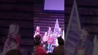 22/18/18 4 year old Jensen's Christmas program