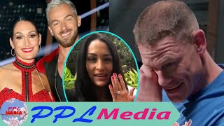 Nikki Bella is ready to once again put Artem Chigvintsev's ring on her hand like John Cena did?