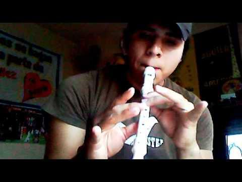 notas en flauta yo te busco