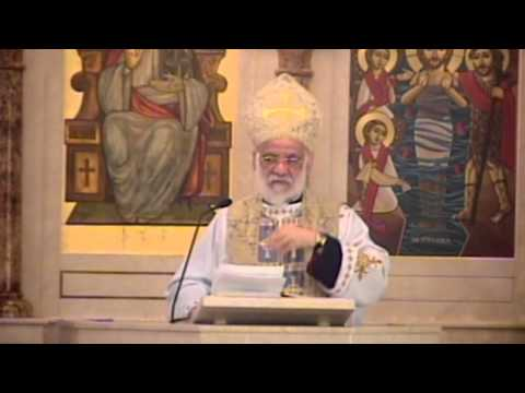 The Parable Of The Sower - English Sermon By Father Mikhail Mikhail