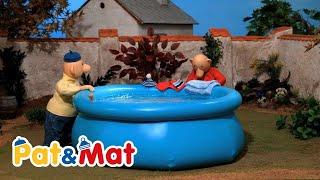 Pat a Mat - Bazén / Pool