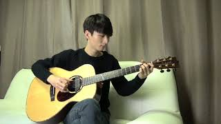 (Ed Sheeran) Perfect -  Sungha Jung