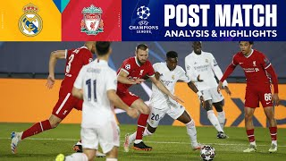 Real Madrid vs Liverpool: Post Match Analysis and Highlights   UCL on CBS Sports