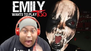 I'VE NEVER BEEN SO SCARED IN MY LIFE!!! [EMILY WANTS TO PLAY TOO]