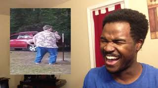Old White Lady Rapping to Missy Elliot-Work it-Reaction!!!!!