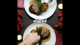 Romantic Dinner on a Budget for Two