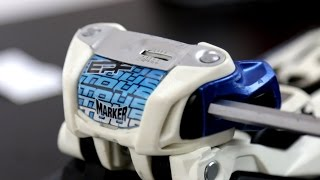 Set the DIN-Value of your ski binding!
