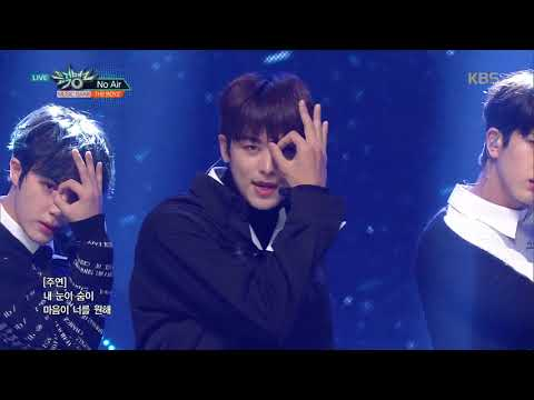 뮤직뱅크 Music Bank - No Air - THE BOYZ.20181207