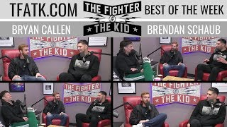 The Fighter and The Kid - Best of the Week: 1.20.2019 Edition