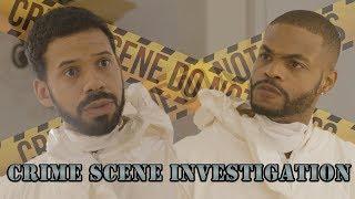 Crime Scene Instigation l King Bach, Alphacat