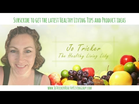 Health Live More - Healthy Living News - Jo Tricker Healthy Living Lady