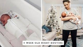 REALISTIC NEWBORN ALL NIGHT ROUTINE | SOLO MOM