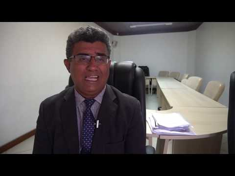 Entrevista com o vereador Lulinha-DEM