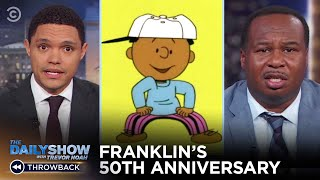 #TBT to Franklin's 50th
