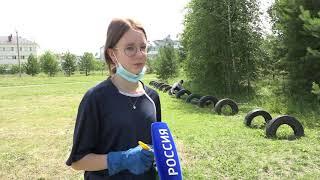 В Омской области начался летний трудовой сезон у подростков