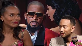 SHOCKING Celebrity Reactions To Surviving R. Kelly Docuseries
