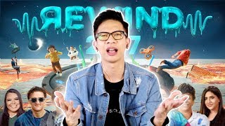 My Reaction to YouTube Rewind: The Shape of 2017 | #YouTubeRewind