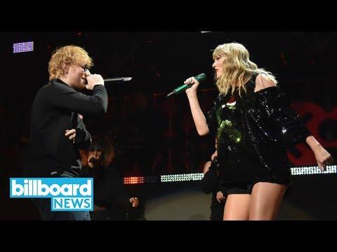 Ed Sheeran, Taylor Swift & More Perform at iHeartRadio's Z100 Jingle Ball in NYC | Billboard News