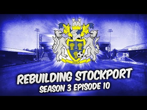 Rebuilding Stockport County - S3-E10 Youth Intake Time! | Football Manager 2019