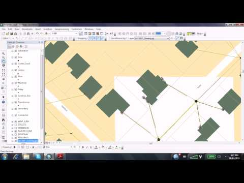 How To Use The Geo Referencing Feature in ArcGIS