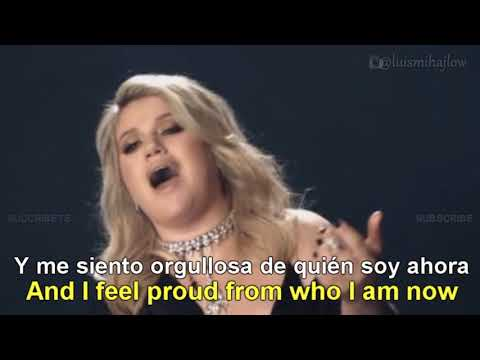 Kelly Clarkson -  I Don't Think About You [Lyrics English - Español Subtitulado]