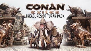 Treasures of Turan Trailer preview image