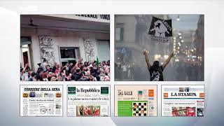 Rassegna stampa, i giornali dell'11 ottobre 2021