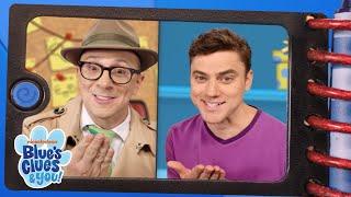 Blue's Clues & You! 🐶 Steve & Joe's Guest Appearance! | Nick Jr.
