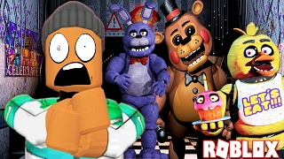THEY WANT TO KILL ME!! - FNAF PIZZERIA TYCOON IN ROBLOX