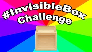 What is the #invisibleboxchallenge? The origin of the invisible box jump challenge