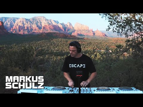 Markus Schulz - Escape To Sedona (Episode 1)