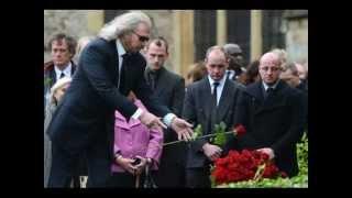 Robin Gibb Funeral A Final Farewell (1/2) - I Started A Joke - Robin Gibb