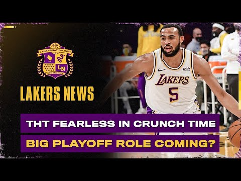 THT Fearless In Crunch Time, Big Role Coming In Playoffs?