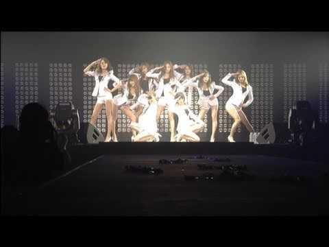 [SMTOWN LIVE WORLD TOUR in PARIS]  Girls' Generation_Genie