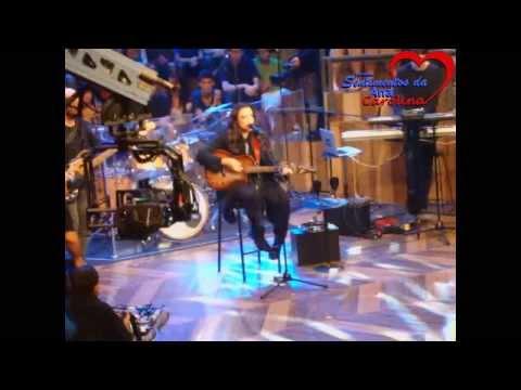 Baixar Ana Carolina cantando Combustível na gravação do Altas Horas
