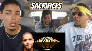 Dreamville - Sacrifices ft. EARTHGANG, J. Cole, Smino & Saba | REACTION REVIEW
