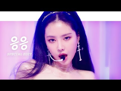 Apink 에이핑크 - %%(Eung Eung(응응)) Stage Mix(교차편집) Special Edit.