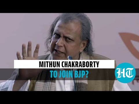 Actor Mithun Chakraborty likely to join BJP on Sunday at PM Modi's rally