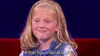 Little big shots - Cô bé nói được tiếng động vật