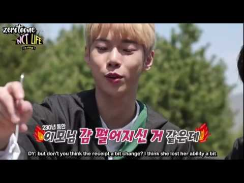 [ENGSUB] NCT As Hogwarts Students - Lunch Time + The Secret Of Taeyong's Birth