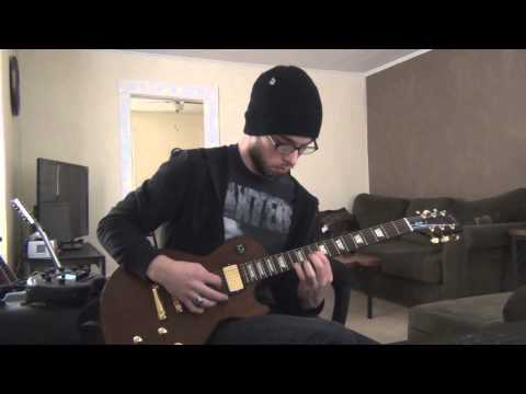 Killswitch Engage - When Darkness Falls & Rose of Sharyn (Guitar Covers)
