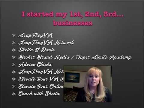 My Entrepreneurial Story