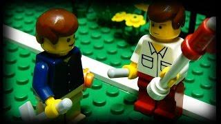 Lego Mini Golf