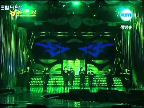 071214 Super Junior - Marry U (jazz version) & Don't Don & A Man In Love - Golden Disk Awards 2007