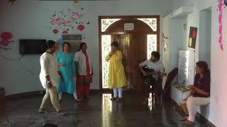 Music Therapy for Children with Cancer at Shine JAL, CMTER, Sri Balaji Vidyapeeth