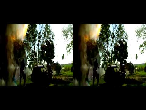 Transformers 4 Age Of Extinction Trailer in 3d Russian