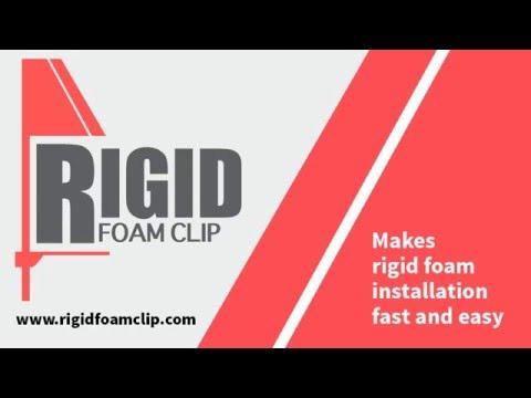 Rigid Foam Clip promo movie