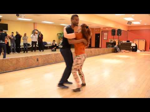 Kizomba/Semba Dancing: Eddy Vents & Tanya Fiske @ The Mambo Room
