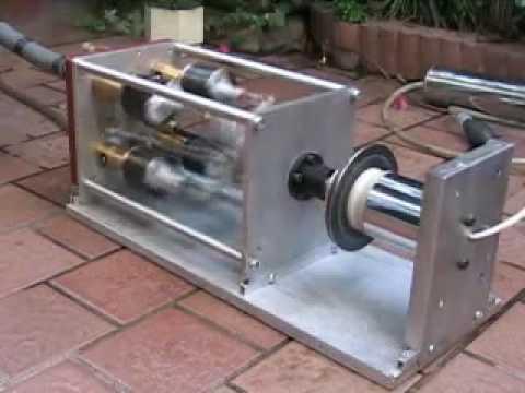 New Steam Engines Tronjon Power Generators Youtube